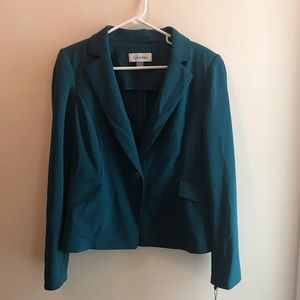 Women's Calvin Klein Suit Top